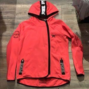 PINK Victoria Secret high low jacket size M